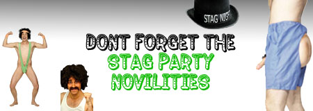 Stag Party Novelties