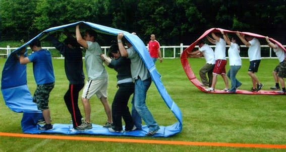 Free team building activities for teens can ask?