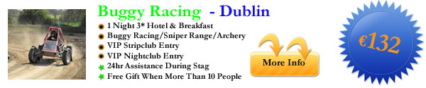 Dublin Buggy Racing 1 NIght