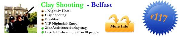 Clay Shooting - Belfast