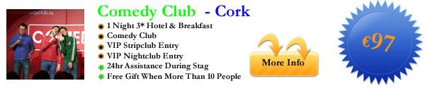 Cork Coomedy Club