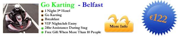 Go Karting - Belfast