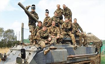 Real Tank Drive and Paintball Combo (Outdoor) – Killarney