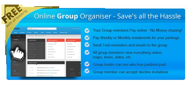 Online Group Organizer
