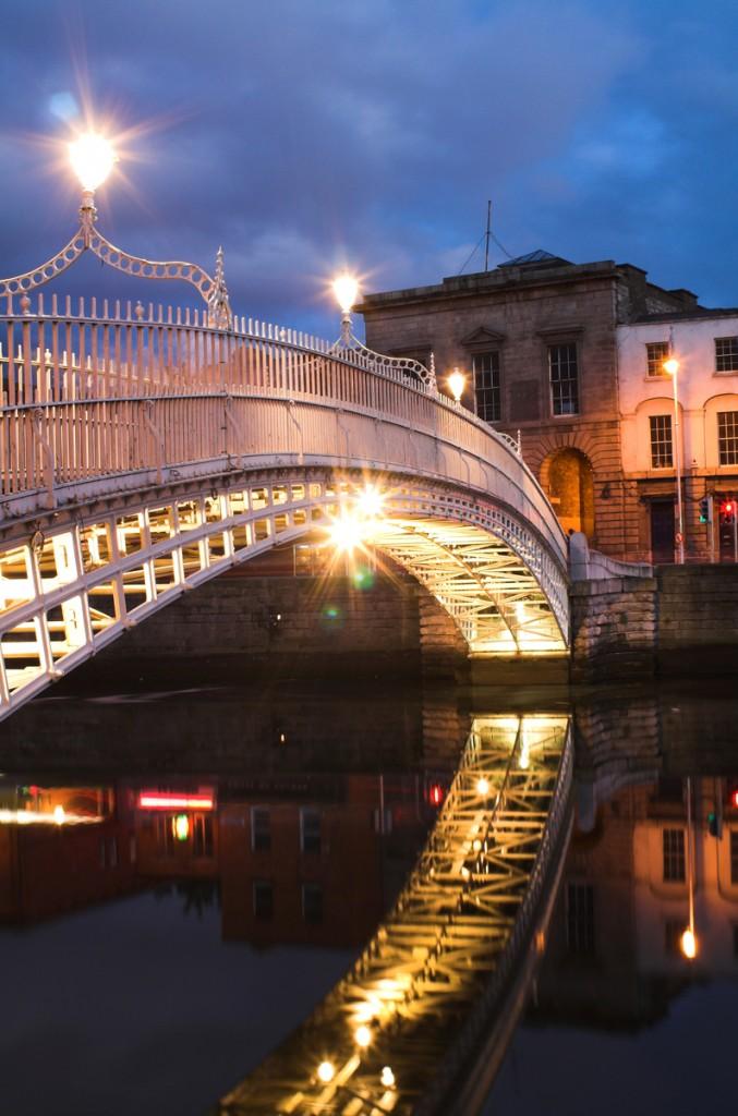 Dublin River Liffy