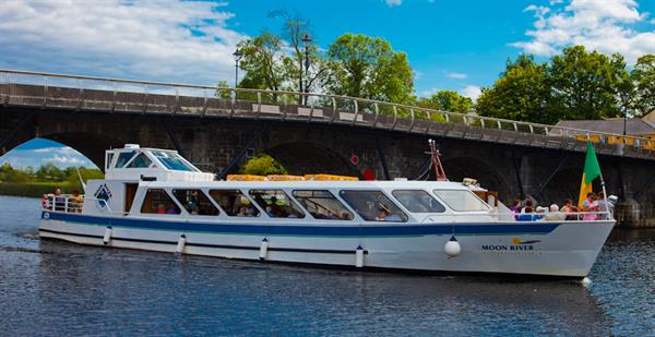 Evening/Night River Cruise – Carrick on Shannon