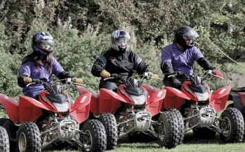 Quad Biking – Edinburgh
