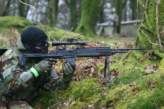 Airsoft Battle – Cork