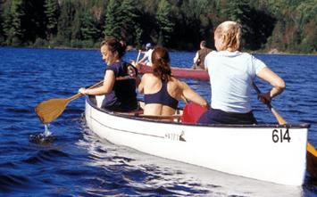 Canadian Canoe – Carrick on Shannon