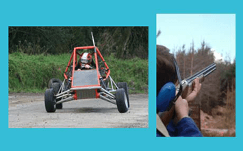 Rage Buggy Drivng / LIVE Clay Shooting Combo Package – Carrick on Shannon