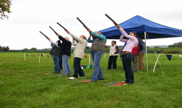 Clay Shooting Stag Party for Killarney