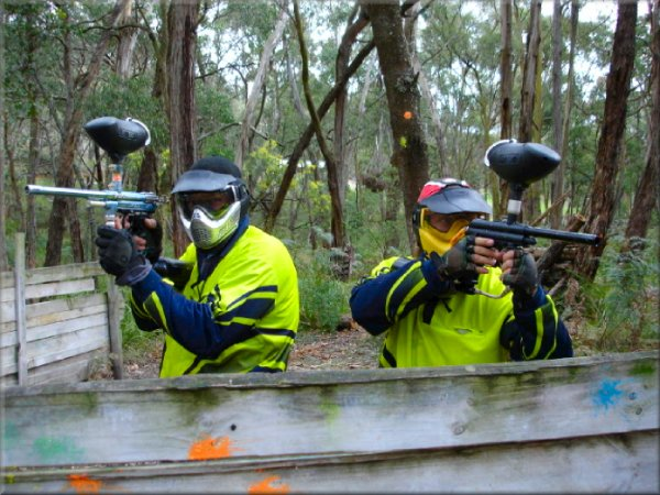 Paintballing – Wexford