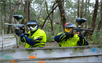 Paintballing – Tralee