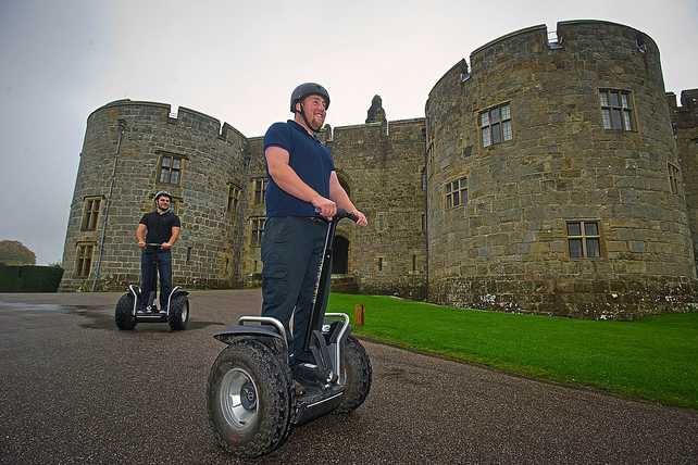 Segway Challenge – Carrick On Shannon