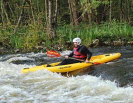 White-water Kayaking – Get West