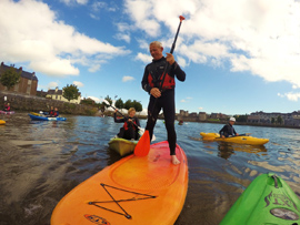 Shannon Kayak Adventure and Pier Jumping – Get West