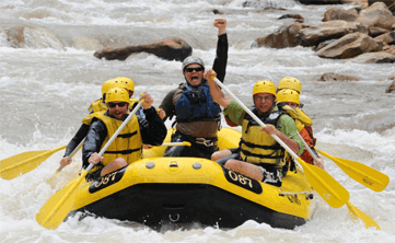 White Water Rafting – Birmingham