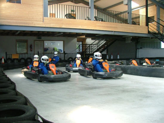 Indoor Go Karting – Manchester