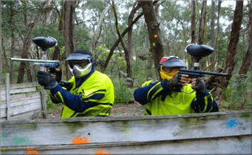 Paintballing – Killarney