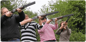 Clay Shooting – Birmingham