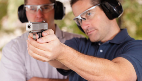 Shooting Range – Kilkenny
