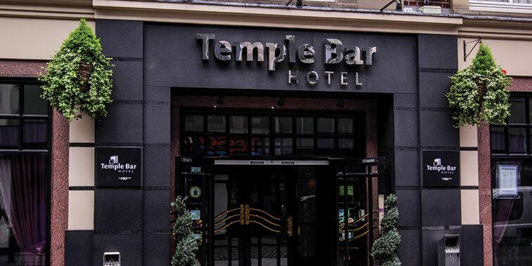 Temple-BAr-Hotel