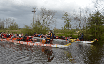 Dragon Boat Experience – Carrick on Shannon