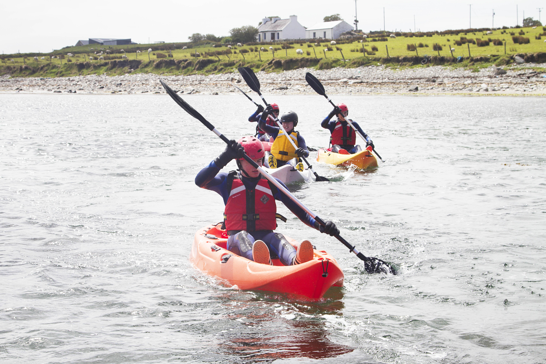 White-water Kayaking – Limerick