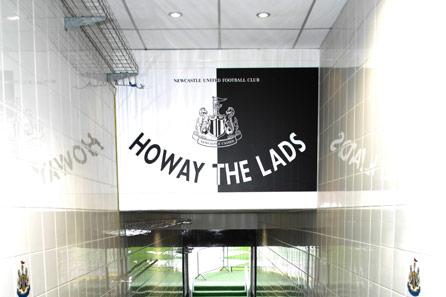 Stadium Tour – Newcastle