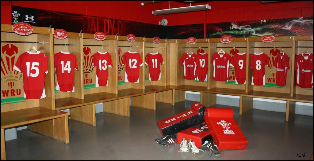 Stadium Tour – Cardiff