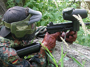 Paintballing – Amsterdam