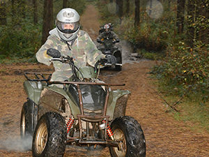 Quad Biking – Torquay