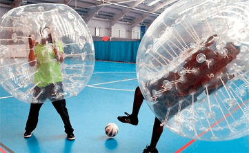 Bubble Football – Amsterdam