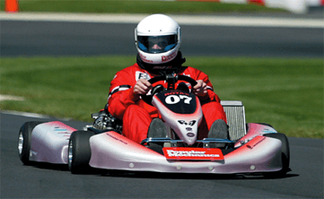 Outdoor Go Karting – Edinburgh