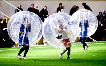 Bumper Football – Athlone