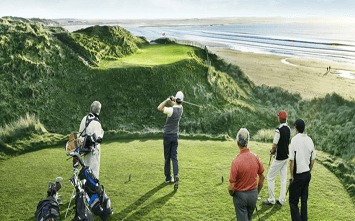 Golfing – Cork