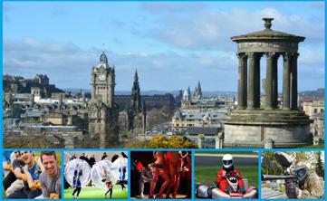 Edinburgh Stag Party