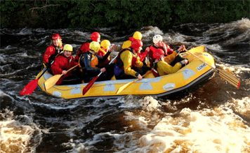 White Water Rafting – Liverpool