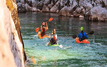 Vulture Valley Kayaking – Madrid
