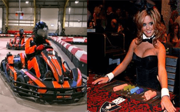Indoor Karting & Casino – Riga