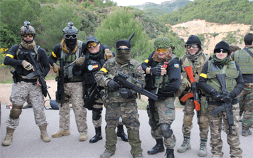 Airsoft Package – Benidorm