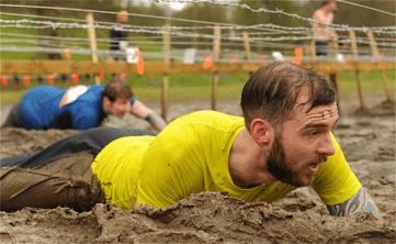Assault Course – Cardiff