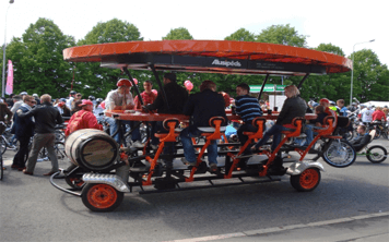 Beer Bike – Riga