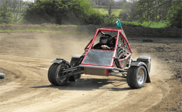 Rage Buggies – Glasgow