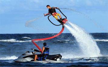Jet Skiing Watersports Pack – Madrid