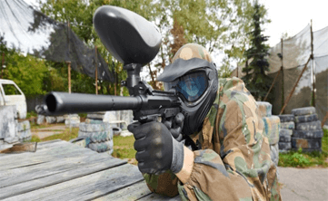 Paintballing – Glasgow