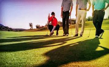 Golfing – Dublin
