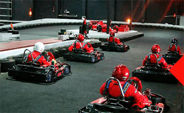 Go Karting – Glasgow