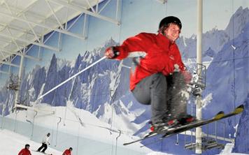 Indoor Skiing – Madrid
