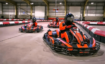 Indoor Go Karting – Newcastle